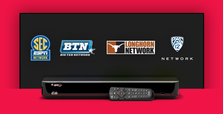 DISH College Sports TV Packages - NAMPA, Idaho - ADVANCED WIRELESS INC. - DISH Authorized Retailer