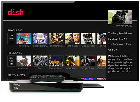 Ondemand TV from DISH | ADVANCED WIRELESS INC.